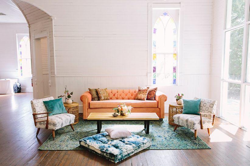 Historic Austin wedding venue