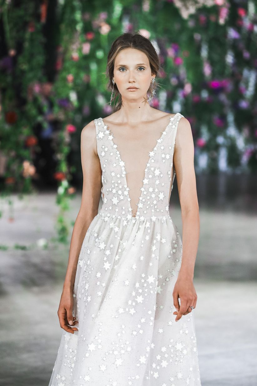 galia lahav star wedding dress