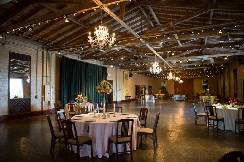 Savannah Station Georgia wedding venue