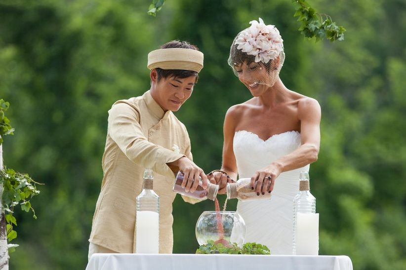10 Wedding Ceremony Rituals and the History Behind Them - WeddingWire