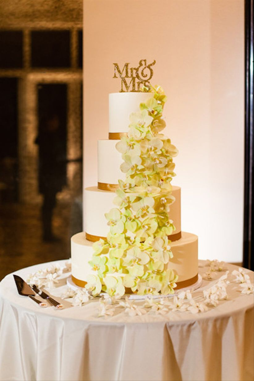 10 Years of Wedding Cake Trends: 2007-2017 - WeddingWire