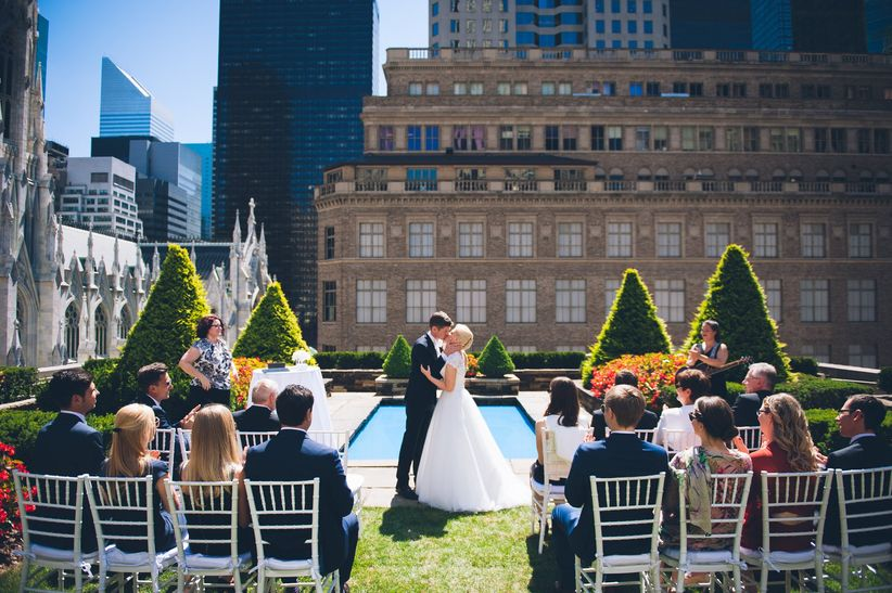 Infinitely possible nyc wedding