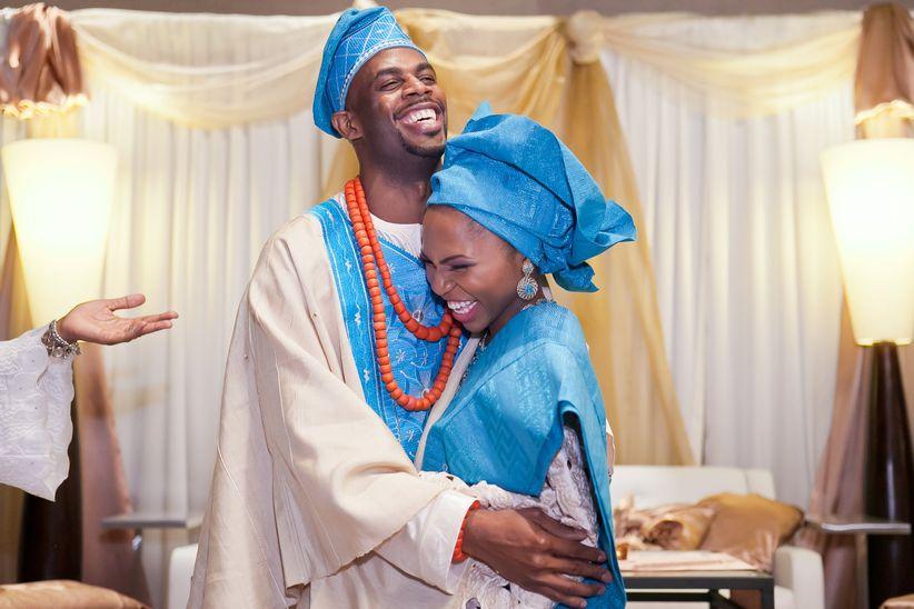 4d2246837b These Gorg Nigerian Wedding Photos Are Pure  Goals - WeddingWire