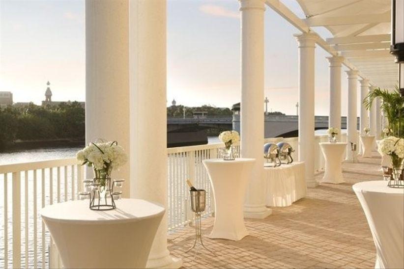 Hotel wedding venues in Tampa