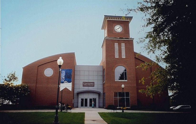 Upcountry History Museum at Furman University