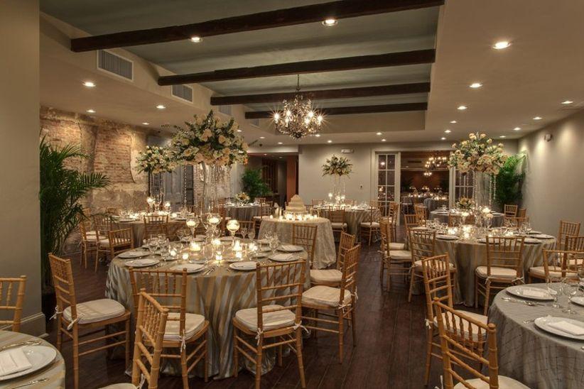 La Louisiane French Quarter wedding venue