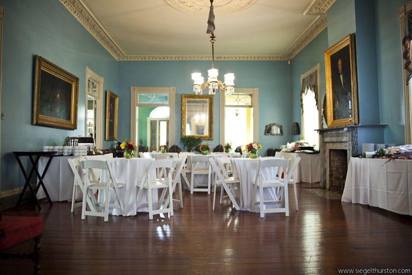 Beauregard Keyes House French Quarter wedding venues