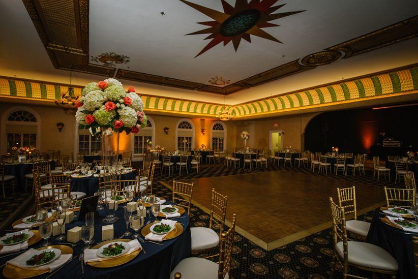 ballroom wedding venues in Tampa