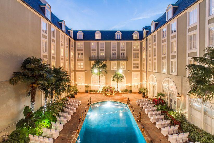 bourbon orleans hotel wedding venue