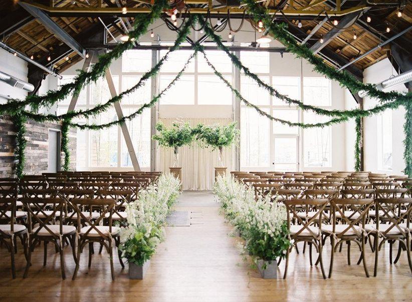 Modern wedding venues in Seattle