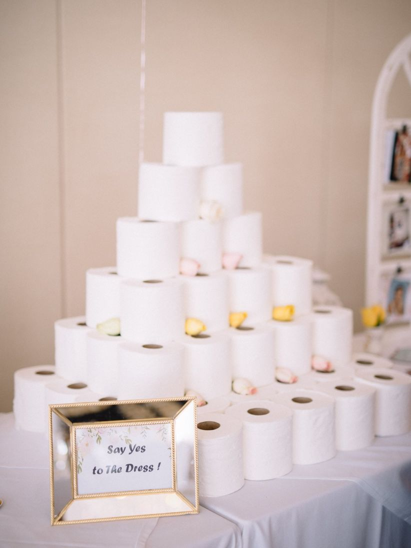 31f55705a1d How to Throw a Bridal Shower That s Seriously Glam - WeddingWire