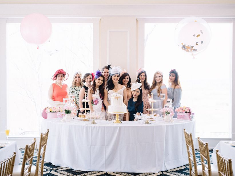 wedding shower images. Renting Out The Back Room Of A Restaurant Or Holding It At Country Club Are Great Alternatives For Bridal Shower Venue. Wedding Images