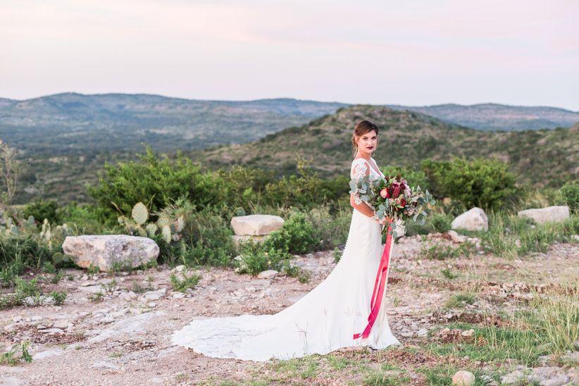 Texas hill country wedding ideas
