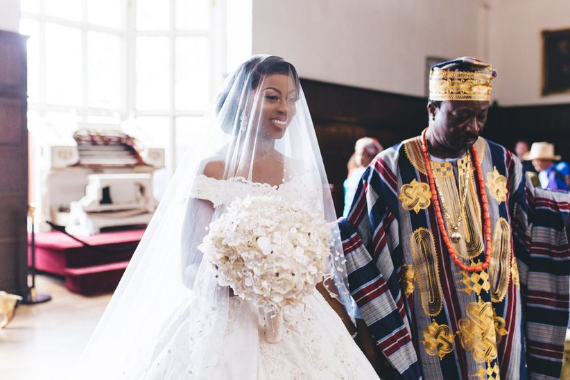 7 Nigerian Wedding Ideas for Every Naija Couple\'s Style - WeddingWire