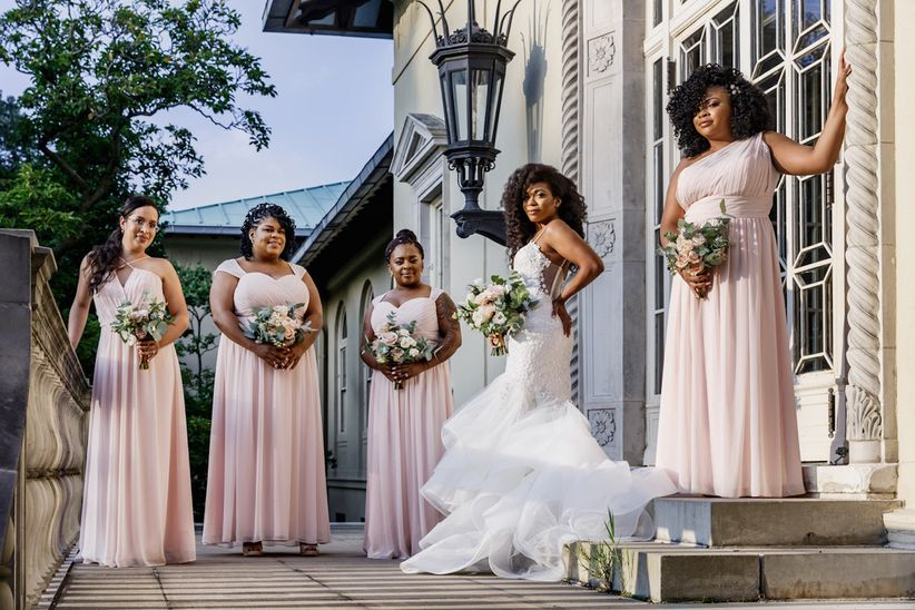 50 Wedding Hairstyles For Nigerian Brides And Black: Natural Wedding Hairstyles For Every Length