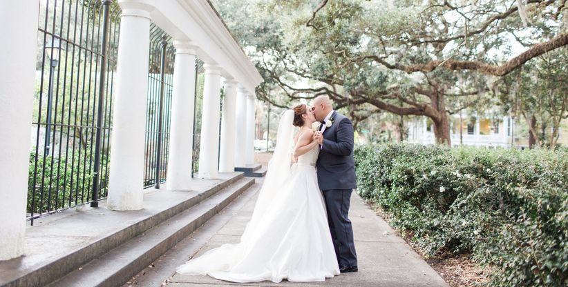 downtown Savannah wedding venues