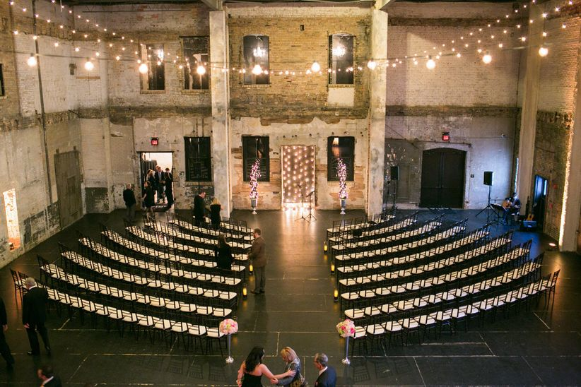 20 Loft Warehouse Wedding Venues For An Industrial Chic Style