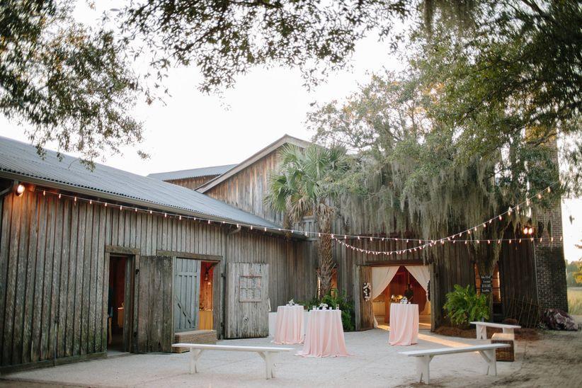 Boone Hall Plantation wedding venu