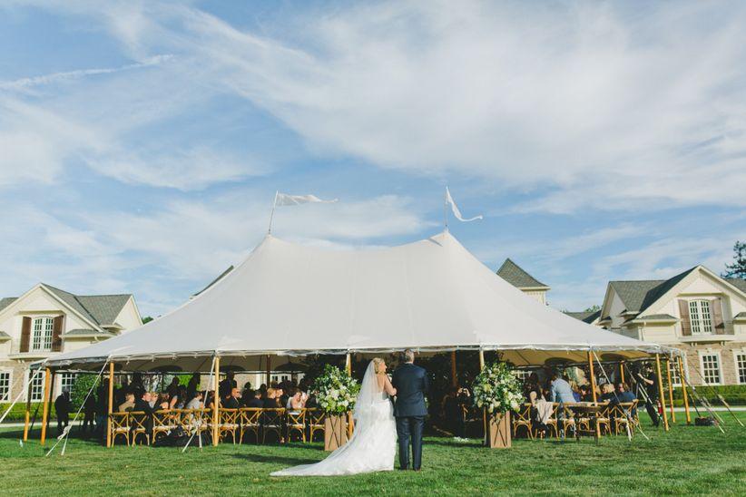 Wedding Ceremony Tent