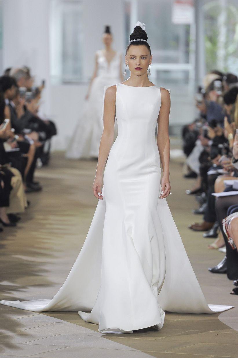 ines di santo wedding dress bateau