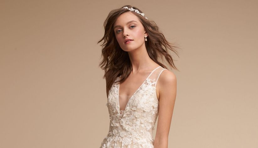 95aa8d4da60a 23 Wedding Dresses Under $3,000 - WeddingWire
