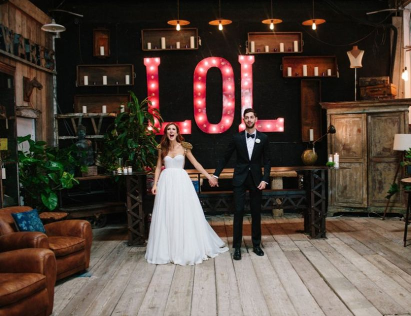 12 Places You Didnt Know You Could Get Married Weddingwire
