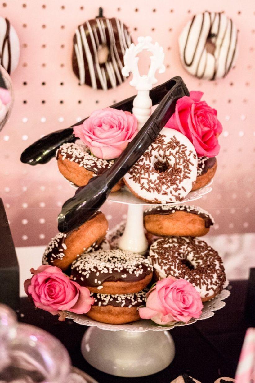 Glam Chanel Themed Bridal Shower Weddingwire