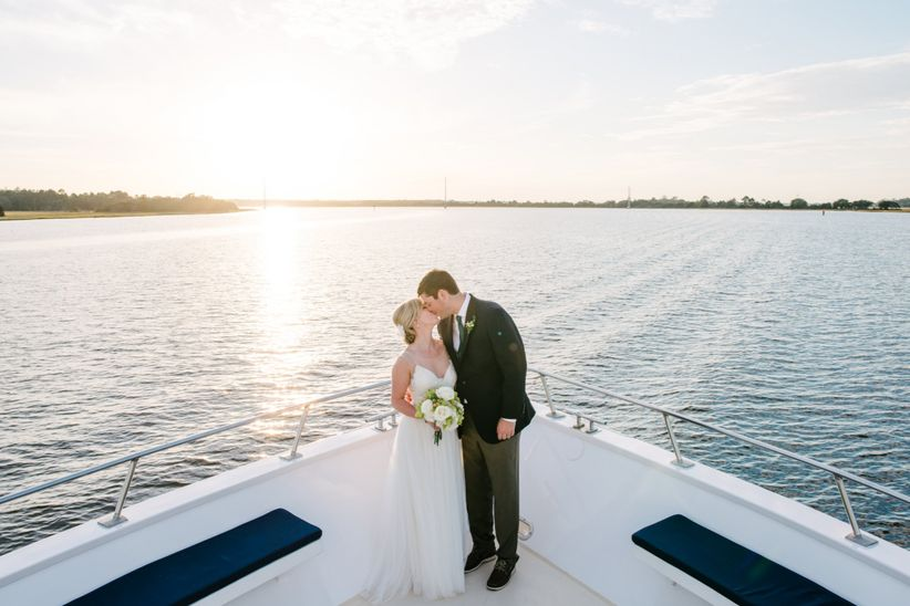 boat wedding venue