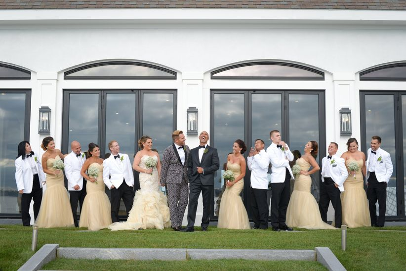 Cute alternatives to bridesmaid and groomsman weddingwire man of honor a brides closest male attendant groomslady ladies a female attendant to a groom best woman a grooms closest female attendant junglespirit Images