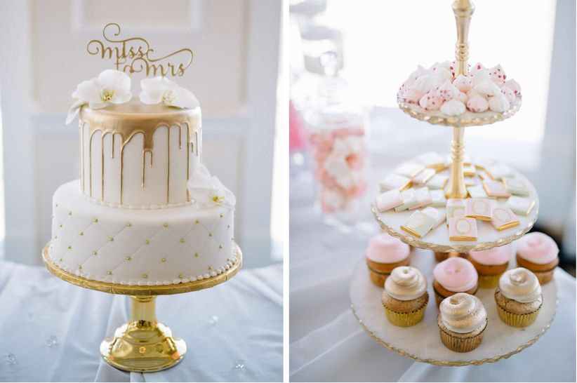 a78356e10af How to Throw a Bridal Shower That s Seriously Glam - WeddingWire
