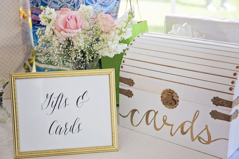 How Guests Actually Pick A Wedding Gift Weddingwire