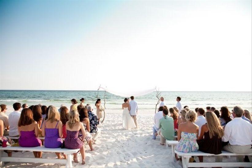Carillon Weddings at Carillon Beach