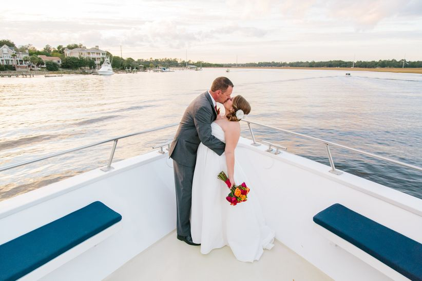 20 Boat Wedding Venues For The Ultimate Nautical Event Weddingwire