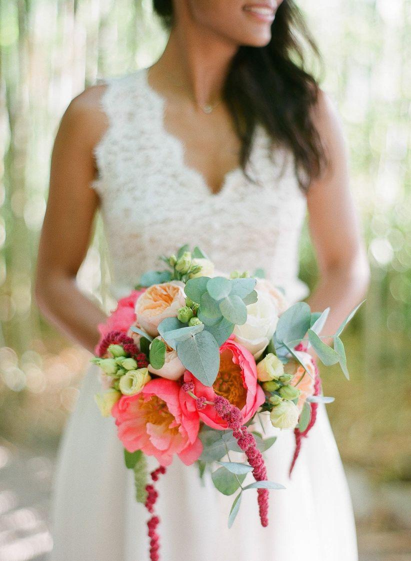 cascading bouquet greg finck