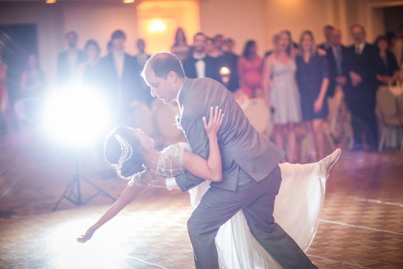 5 ways not to embarrass yourself on the dance floor weddingwire dont fear your feethere are five ways not to embarrass yourself on the dance floor at your wedding solutioingenieria Images