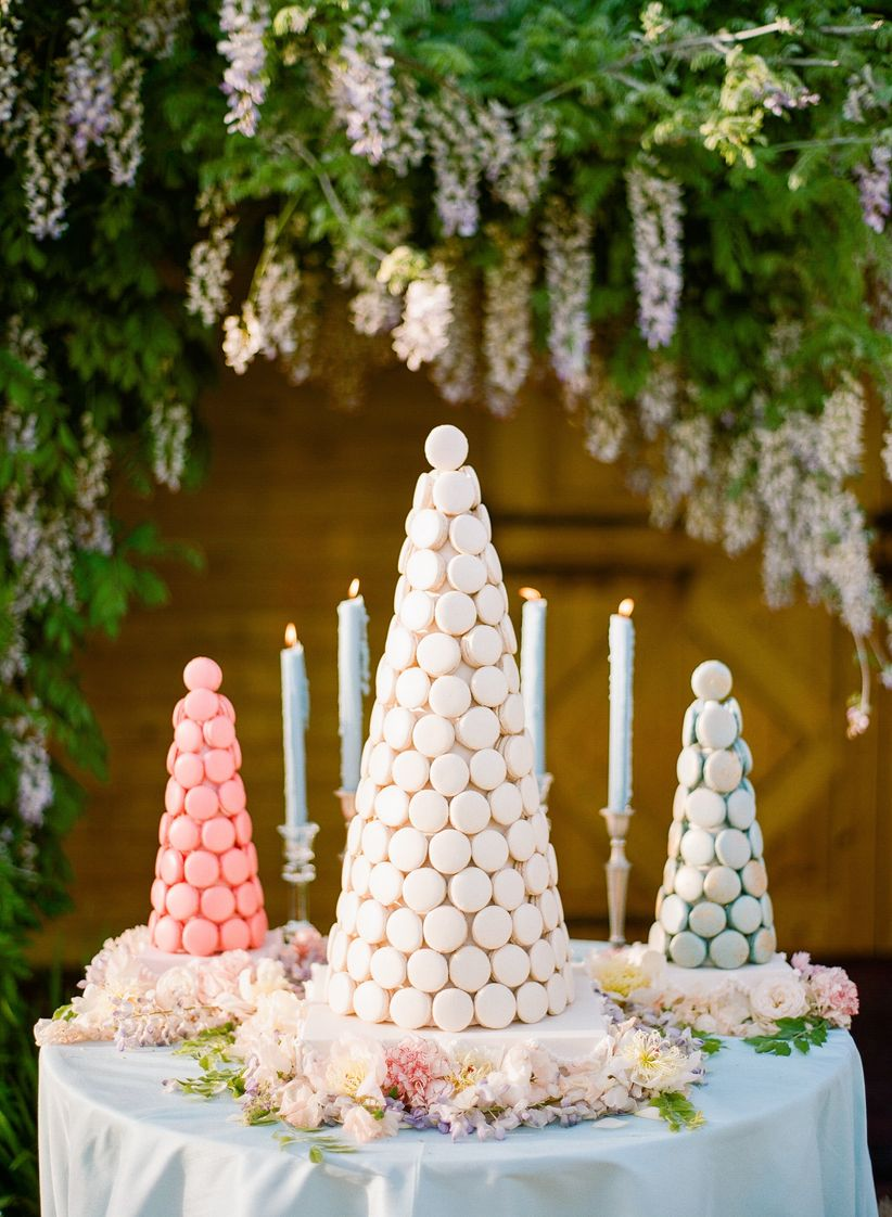Wedding Cake Table.These Wedding Dessert Table Ideas Are So Sweet Weddingwire