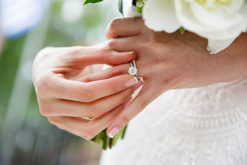 Exactly When to Take off Your Engagement Ring Why WeddingWire