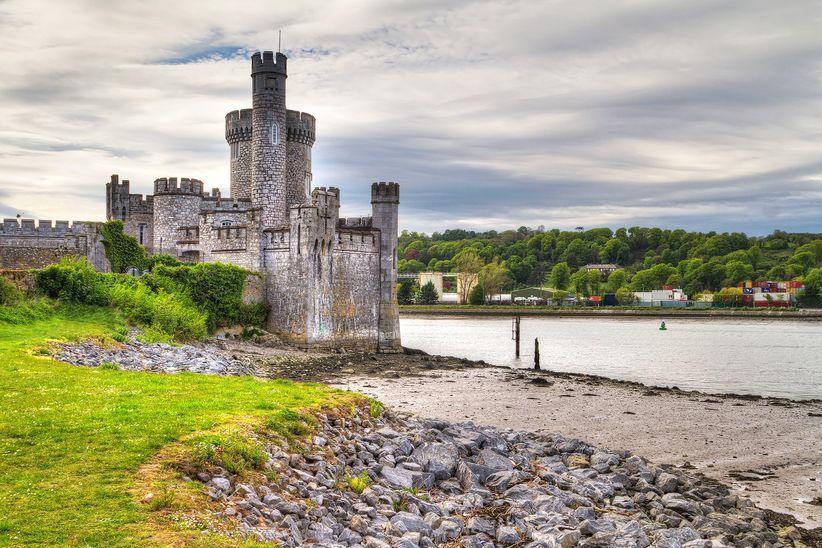 cork ireland honeymoon