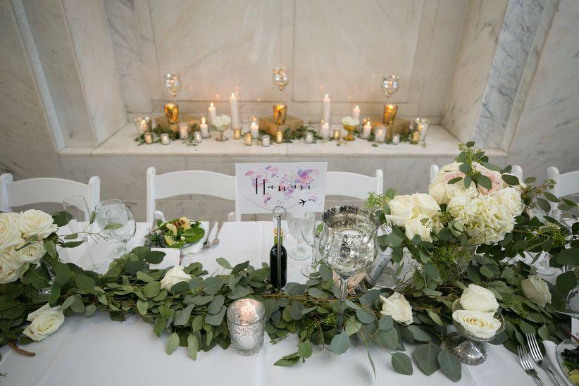 5 Ways To Save Money On Wedding Flowers Weddingwire