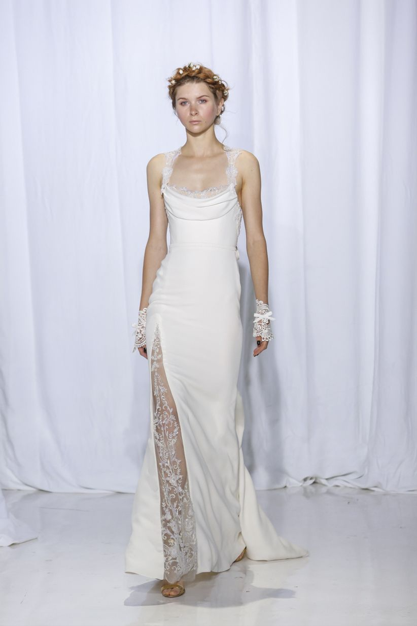 All the Wedding Dress Necklines You Need to Know - WeddingWire