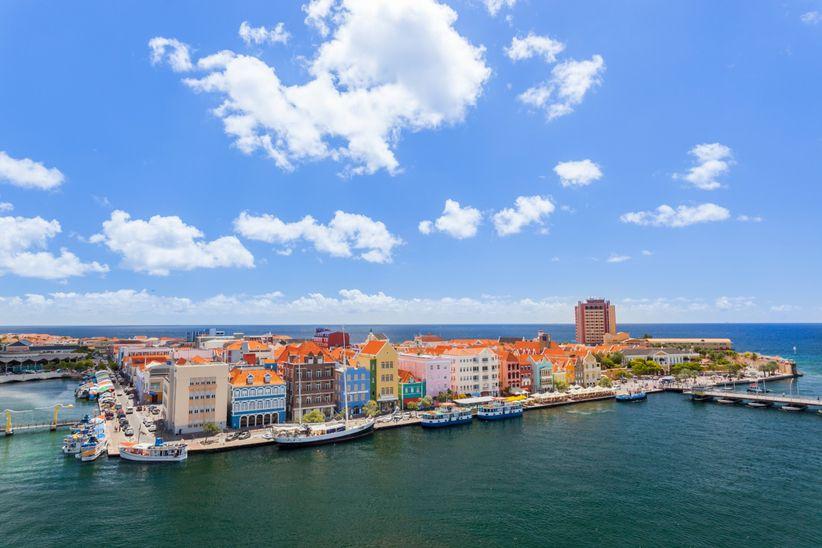 Curaçao, the Caribbean