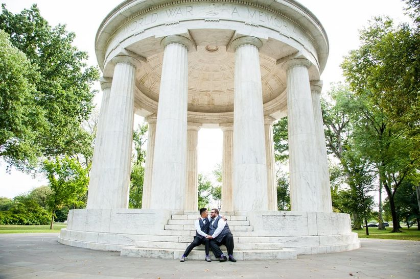gay marriage hotspots washington dc