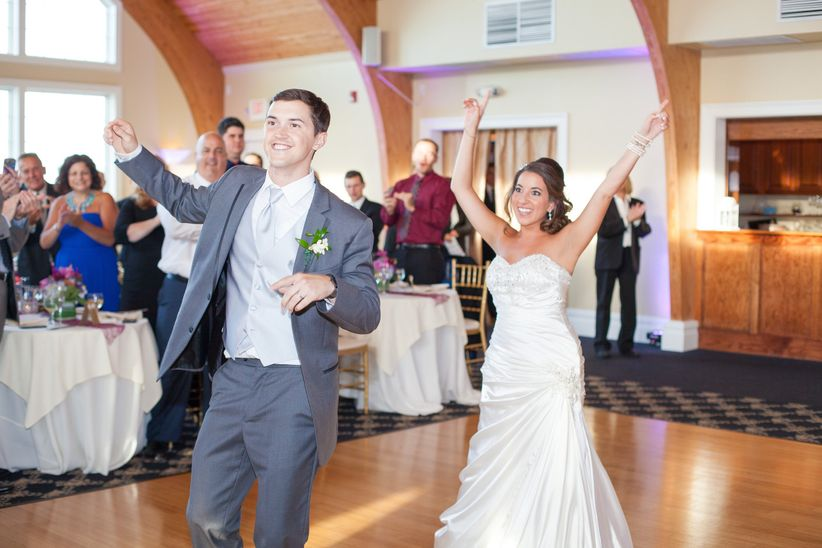 Reception Grand Entrance Song Ideas from the Experts - WeddingWire