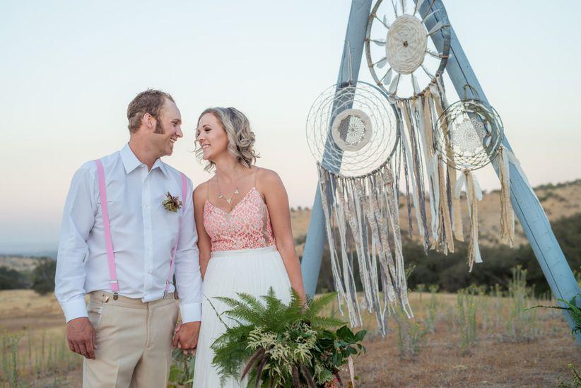 dreamcatcher wedding