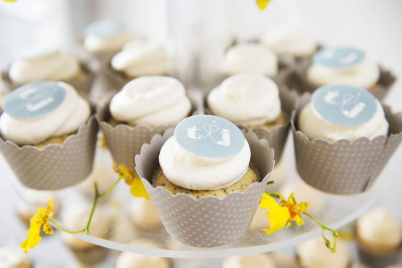 edible cupcake favors