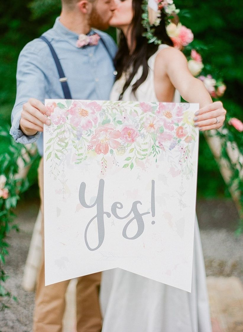 20 Engagement Announcement Ideas To Steal For The Big