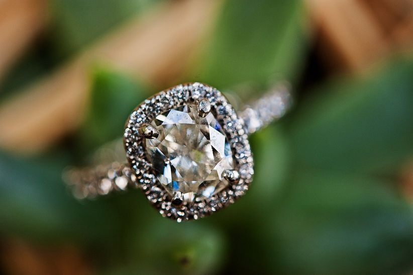 Another Por Choice For Enement Ring Settings Is The Pavé Setting Can Actually Be Found In Many Diffe Types Of Jewellery