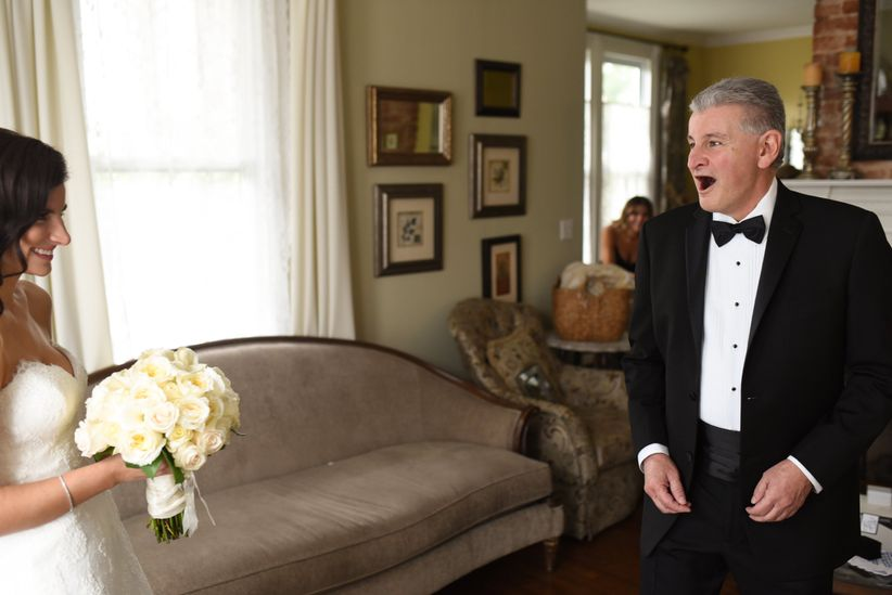 Father & Mother Of The Bride Duties Every Parent Must Know