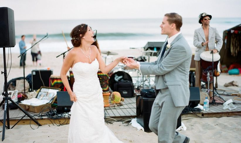 20 Moments When Youll Need Music At Your Wedding Weddingwire