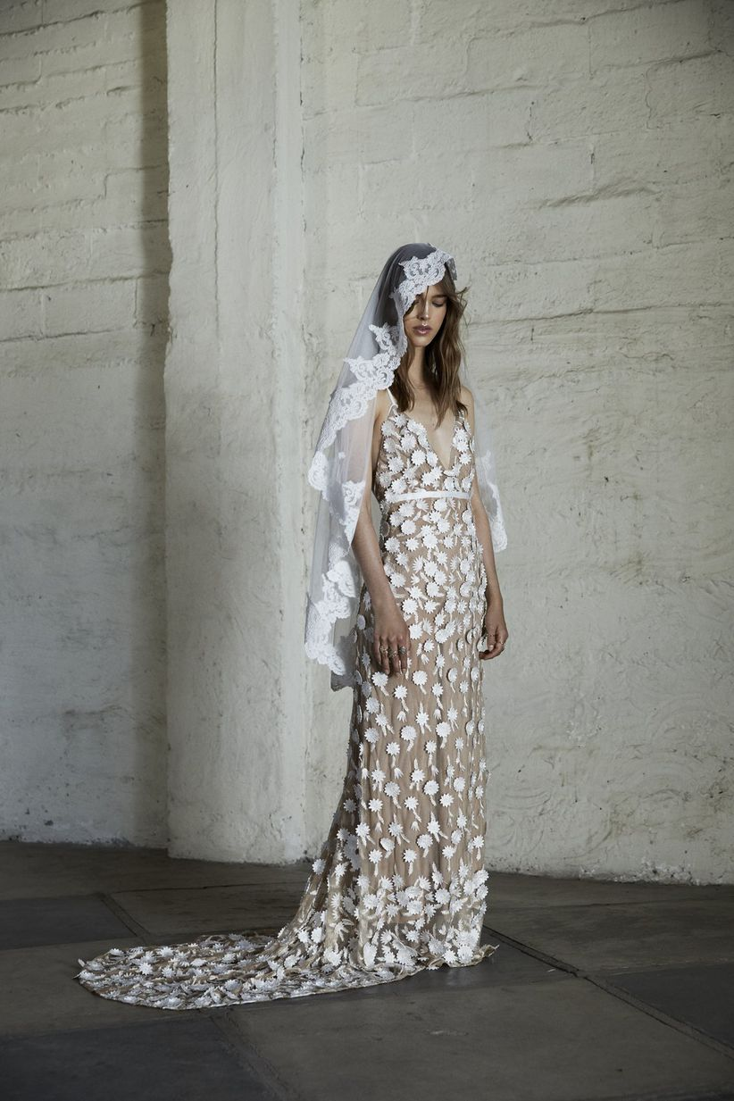 for love and lemons wedding dress